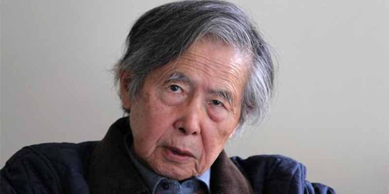 Cinco legisladores peruanos intentan librar a Fujimori de la cárcel