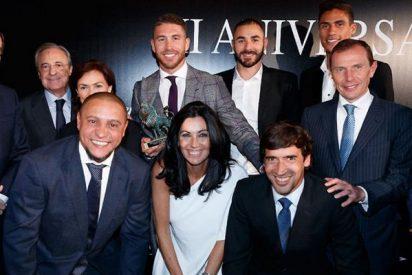 Florentino 'se derrite' en halagos a Ramos a 48 horas del Clásico