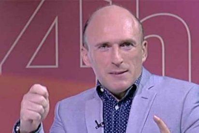 Antonio Gárate pide perdón por su pifia con la entrevista al cantante proetarra Fermín Muguruza