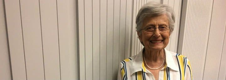 """Ivone Gebara: """"La Iglesia va a perder a las mujeres que piensan"""""""