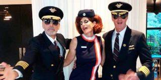 George Clooney monta una salvaje Fiesta de Halloween para sus amigos en Las Vegas