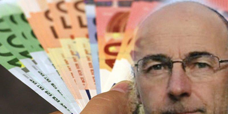 El nuevo 'Robin Hood': Este italiano roba un millón de euros para los pobres y lo pierde todo