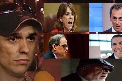 El socialista Pedro Sánchez en una vergüenza para el Estado de Derecho