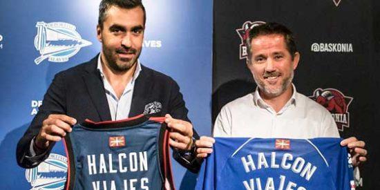 Halcón Viajes se convierte en la agencia oficial de Baskonia