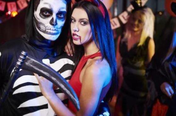 Así se disfrazan las celebridades para la fiesta de Halloween