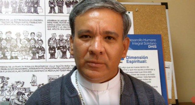 Hermenegildo Torres Asanza, nuevo obispo de Guaranda (Ecuador)