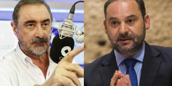 """Herrera machaca al """"lila"""" Ábalos y al gobierno de """"blandiblus colaboracionistas"""" con el golpismo"""