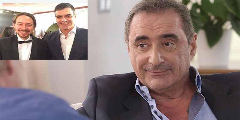 """Carlos Herrera: """"Y luego el problema en España es que una canción de Mecano dice 'mariconez'"""""""