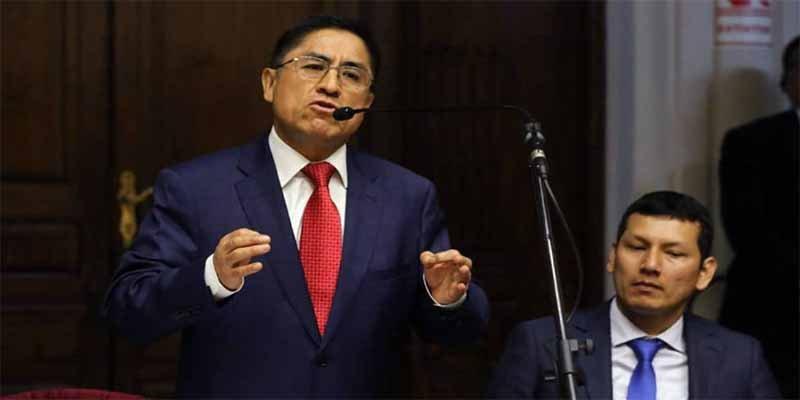 Detienen en España al ex juez de la Corte Suprema de Perú y ahora es ex fugitivo