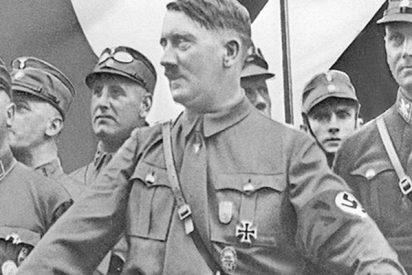 """Adolf Hitler era """"sadomasoquista homosexual"""" y vivió en un hostal gay"""
