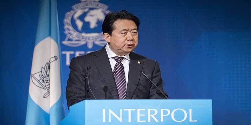 Los comunistas chinos confirman que tienen detenido al presidente de la InterpoL