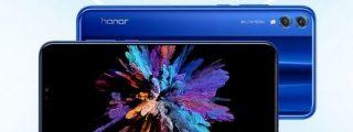 Honor 8X características y precios