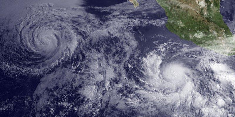Mexico en alerta máxima por la llegada inminente del huracán Willa