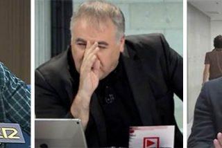 """Saquen palomitas para el pique entre Iglesias y Rufián con Ferreras intentando mediar: """"¿Pablo, por dinero quieres que nos olvidemos de los presos?"""""""