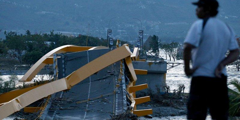 El tsunami posterior al terremoto de Indonesia confunde a los científicos