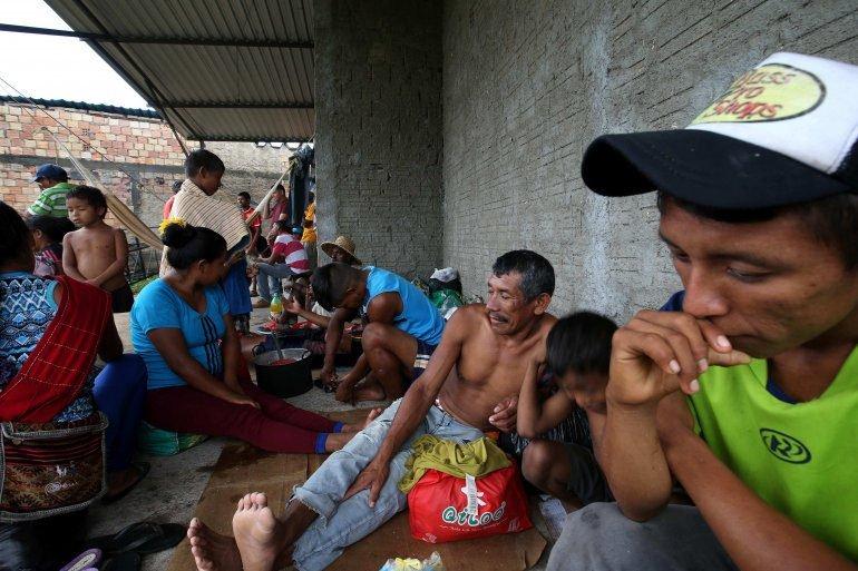 La Iglesia brasileña presenta un plan nacional de integración de refugiados