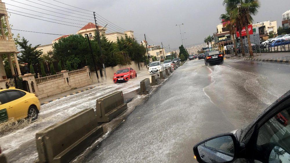 Pésame del Papa por las víctimas de las inundaciones en Jordania