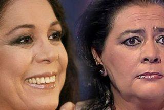 Lo que en 'Sálvame' no se atreven a pronunciar: la verdadera relación entre María del Monte e Isabel Pantoja