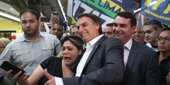 ¿Por qué votar por Jair Bolsonaro?: Una mujer, un negro, un gay y un ex simpatizante de Lula lo explican