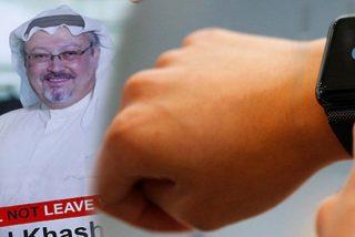 ¿Sabías que la muerte del periodista saudita en Turquía fue grabada en directo con un Apple Watch?