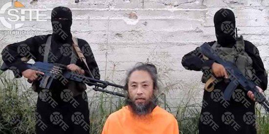 Japón confirma la liberación de un periodista que ha estado más de tres años secuestrado en Siria