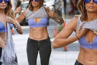 La rutina de ejercicios para conseguir los cuerpazos de Jennifer López y Alex Rodríguez