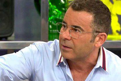 Jorge Javier saca su prepotencia para defenderse de los ataques de Omar Montes