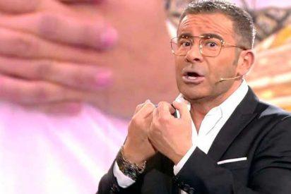 Jorge Javier Vázquez baja los pantalones a la audiencia de 'GH VIP'