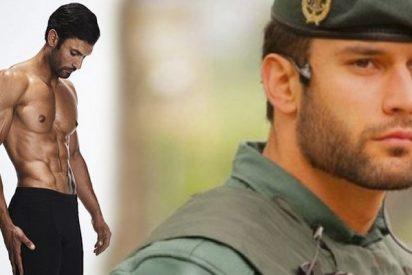 El guardia civil cachas Jorge Pérez vuelve a la carga tras su caliente tuit con la Benemérita