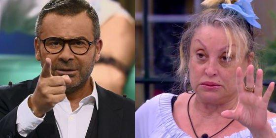 "Telecinco colapsa tras la humillación de Jorge Javier Vázquez a Aramís Fuster: ""¡Que te calles, asquerosa!"""