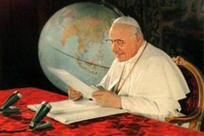 San Juan XXIII, su legado en una caricia