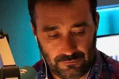 A alguien se le escapó un eructo en directo en el programa de Juanma Castaño