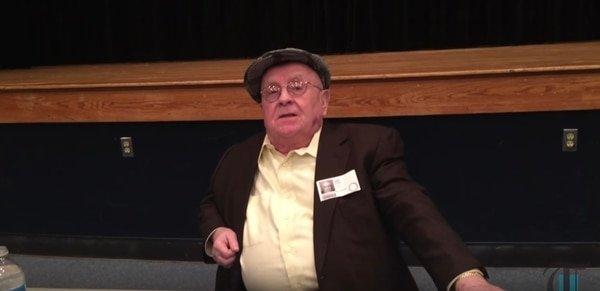 Un judio con suerte: Sobreviviente del Holocausto y se salva de la matanza de Pittsburgh por llegar 4 minutos tarde