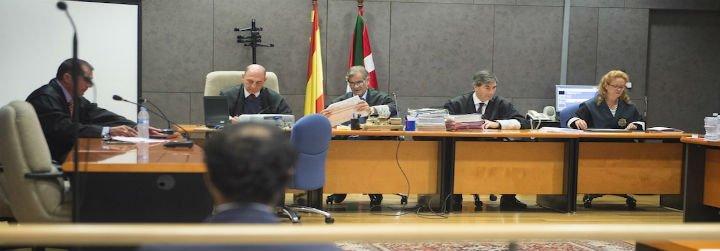 Concluye el juicio del 'caso Gaztelueta': en un mes habrá sentencia