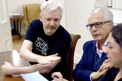 """Garzón y Assange (el mismo de WikiLeaks) iniciarán acciones legales contra Ecuador por """"desvelar información reservada"""""""