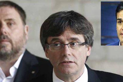 El silencio del 'okupa' Sánchez preparando el indulto de los golpistas catalanes presos