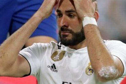 Karim Benzema se niega a dar implicaciones sobre el presunto intento de secuestro