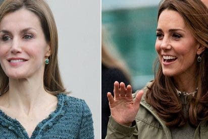 La escena de Kate Middleton que nunca verás protagonizar a la Reina Letizia