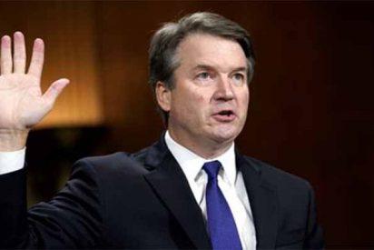 Kavanaugh, el candidato de Trump acusado de abuso sexual, supera el primer escollo para ser juez del Supremo