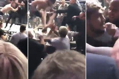Este nuevo video muestra el brutal ataque de Khabib Nurmagomedov tras la pelea con Conor McGregor