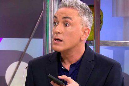 Kiko Hernández utiliza 'Sálvame' para reclamar a Campanario que pague las costas de un juicio