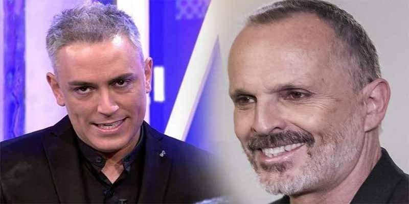 La noche que se conocieron Miguel Bosé y Kiko Hernández ocurrió lo que nadie se esperaba