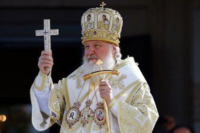 """El patriarca Kiril de Moscú arremete contra el """"cismático"""" Bartolomé de Constantinopla"""