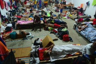 """La alarmante salud mental de los migrantes venezolanos: """"depresión, psicosis, trastorno bipolar y farmacodependencia"""""""