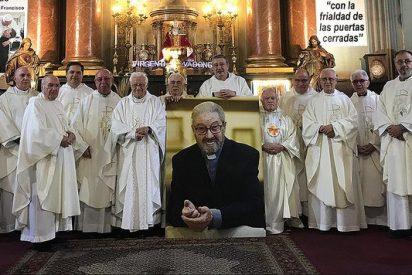 """Padre Ángel: """"Jaime Garralda nos recordó que Dios es luz, inmensidad, libertad, sabiduría, justicia, santidad"""""""