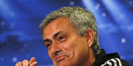 La nueva pataleta infantil de Mourinho