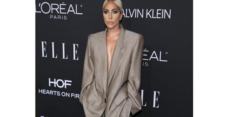 Cachondeo con el nuevo traje de Lady Gaga, hasta que ella explica la razón por la que se lo puso