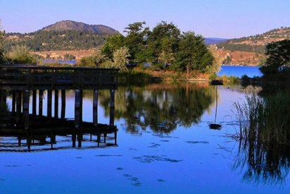 El inquietante vídeo del 'monstruo del lago Ness' canadiense