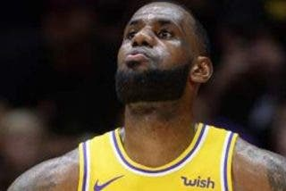 "Risas y quejas en Los Angeles porque LeBron James intenta registrar su ""martes de tacos"""