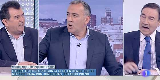 Alarma en TVE por la baja audiencia de Fortes: le ordeñan los 'Más desayunos' y le quitan media hora de programa